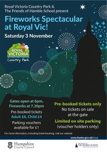 Fireworks Spectacular at Royal Vic