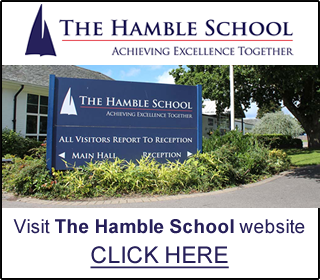 Visit The Hamble School website