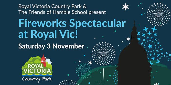 Fireworks Spectacular at Royal Vic
